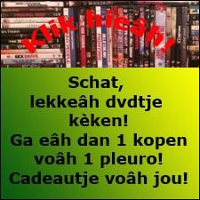 DVD's uitzoeken voor 1 EURO
