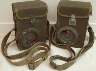 Veld Telefoon Set, type F.Tf.-50 / TA-3001, KL, jaren'50.