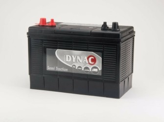 Dynac Boot Elektromotor Accu Semi Tractie 102 Ah SMF - Nieu…