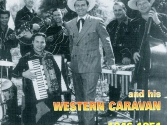 Tex Williams en His Western Swing Caravan 1946-51