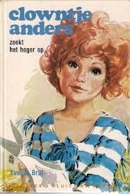 Diverse boeken van Yvonne Bill Clowntje Anders