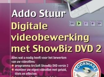 Te Koop Videobewerking met ShowBiz Dvd 2.