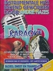 Karaoke Dvd - Andre Hazesc