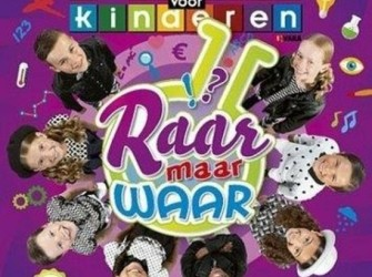 Kinderen voor Kinderen - Raar maar waar (CD36)