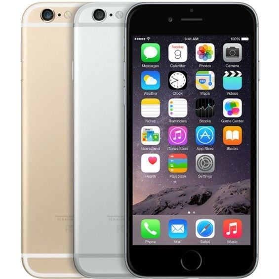 iPhone 6 128GB ontgrendeld