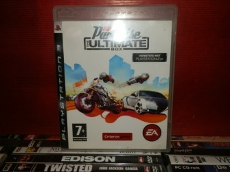 Playstation 3 spel Paradise ultimate box