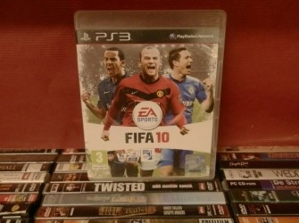 Playstation 3 spel Fifa 10