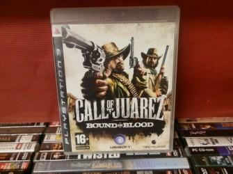 Playstation 3 spel call of Juarez