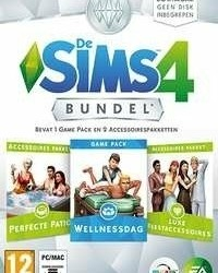 De Sims 4: Wellnessdag - Luxe Feestaccessoire en Patio - PC…