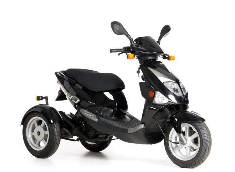 Gomax PGO driewielscooter