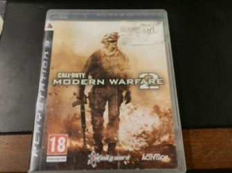 Ps3 COD Modern Warfare 2