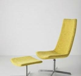 Santpoort Lounge Met Voetenbank Kare Design Swivel
