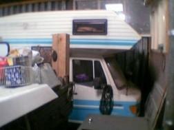 Mb 307 D camper
