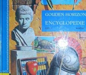 16 delige gouden horizon encyclopedie van albert heijn