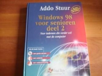 Te Koop Het Addo Stuur Boek Windows 98 Deel 2 voor Senioren…