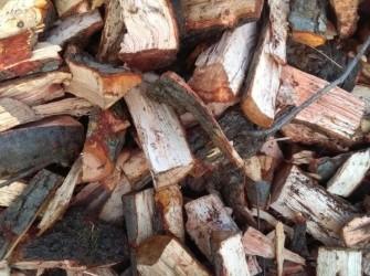 Openhaardhout te koop (gekloofd)