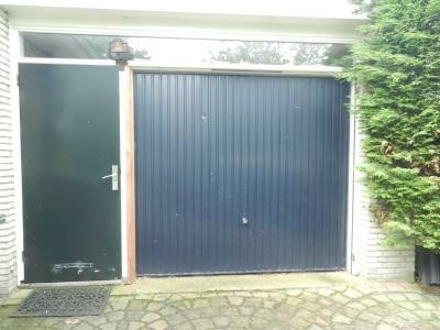 metalen garage deur