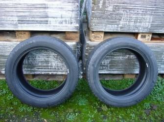 Michelin 275-45-19 Zomerbanden 5 mm profiel