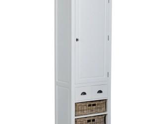 [Webshop] Opbergkast Napoli met 1 deur en 4 laden (showroom…