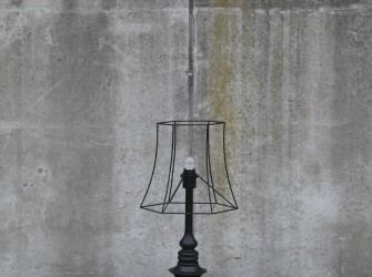 [Webshop] By-Boo Tafellamp zwart - Gratis bezorging!