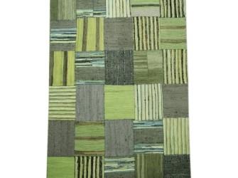 [Webshop] By-Boo Vloerkleed Billy green, 160 x 230cm