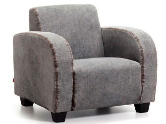 [Webshop] LaForma Jeans-fauteuil Burkly - Gratis bezorging!