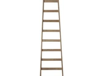 [Webshop] Label 51 decoratie ladder Hout in 2 kleuren
