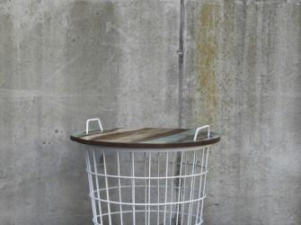 [Webshop] By-Boo Salontafel Basket in 2 kleuren