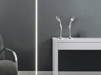 [Webshop] Vloerlamp Myrl, 160 cm, LED - Gratis bezorging!