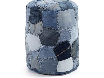 [Webshop] LaForma Jeans-poef Zenda - Gratis bezorging!