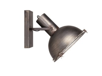 [Webshop] Be Pure Wandlamp Spotlight Metaal