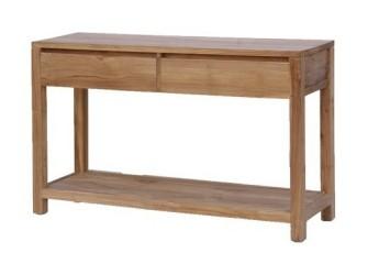 [Webshop] Side-table Corona met 2 laden - Gratis bezorging!