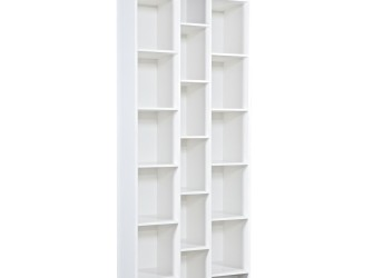 [Webshop] Woood Vakkenkast Expand, kleur wit