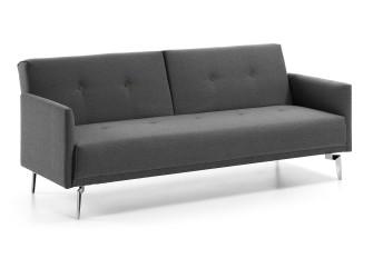 [Webshop] LaForma Slaapbank Rolf, kleur grijs