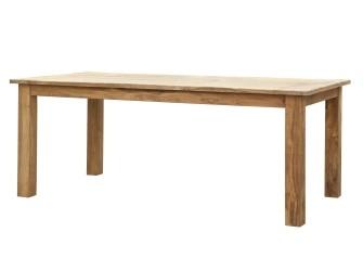 [Webshop] Woood Eettafel Karlijn Teak, 200 x 90cm