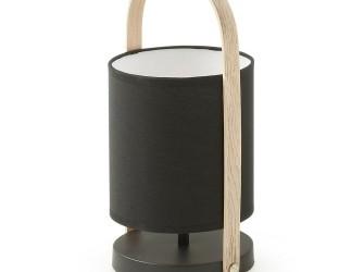[Webshop] LaForma Tafellamp ZAYLA kleur zwart