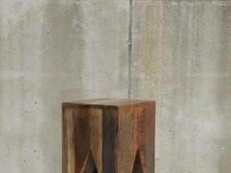 [Webshop] By-Boo Krukje Wood vierkant - Gratis bezorging!