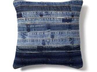 [Webshop] LaForma Jeans-kussen Willow 45 x 45 cm