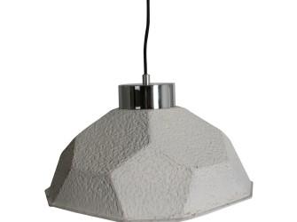 [Webshop] Butik hanglamp Pulp Fiction Grijs/wit
