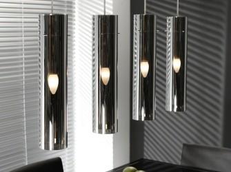 [Webshop] Hanglamp Nathanial, 4 lampen - Gratis bezorging!