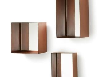 [Webshop] LaForma Spiegel CLIFTON set van 3 stuks, kleur ko…