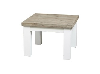 [Webshop] Hoek-salontafel Amoa met rechte poot