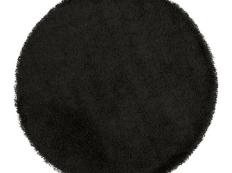[Webshop] Kokoon Design vloerkleed Cozy Rondo Black in 2 ma…