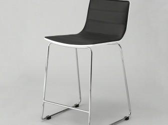 [Webshop] Barstoel Roxy, kleur zwart - Gratis bezorging!