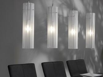 [Webshop] Hanglamp Jannette 4-lamps - Gratis bezorging!
