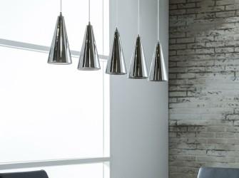 [Webshop] Hanglamp Thanh 5-lamps - Gratis bezorging!