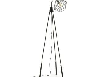 [Webshop] LaForma Vloerlamp CANADY, kleur zwart