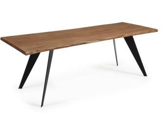 [Webshop] LaForma Eettafel NACK Eiken Antiek, 220 x 100cm