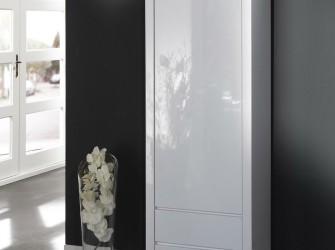 [Webshop] Opbergkast Keva, kleur hoogglans wit