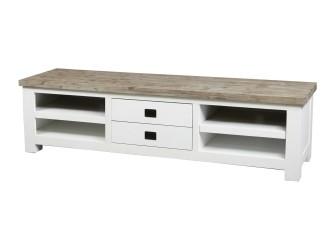 [Webshop] Tv-meubel Amoa met 2 laden - Gratis bezorging!